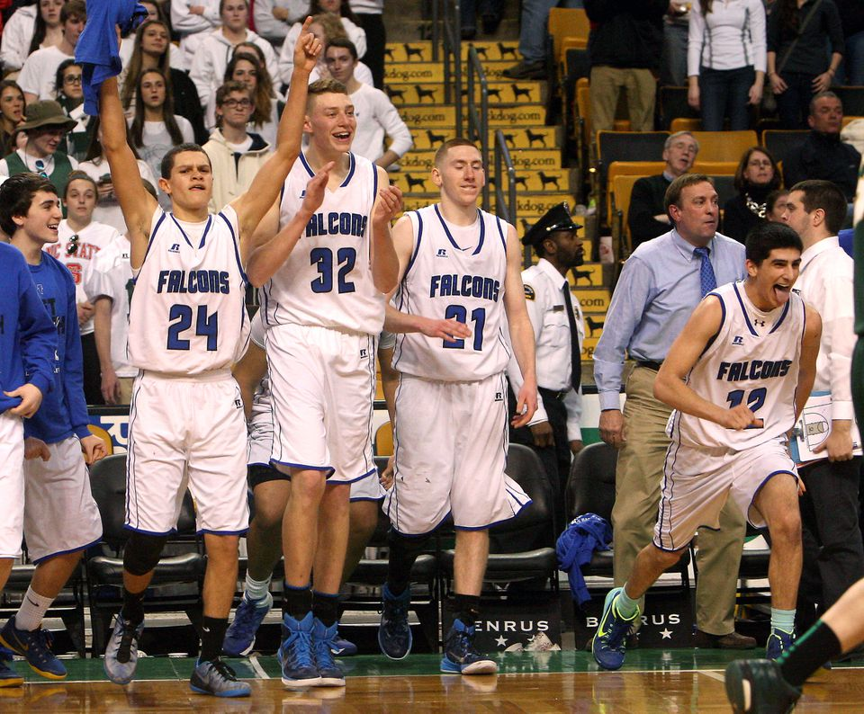 Danvers and nearby Hamilton-Wenham went a combined 52-0 this season.