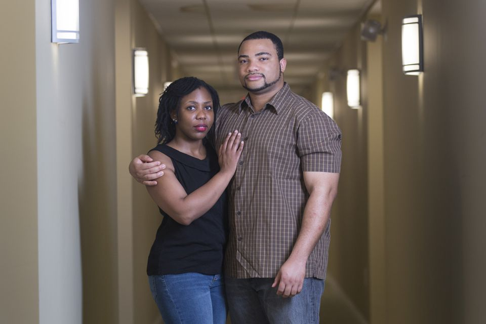 Jaleesa Jackson and Chiedozie Uwandu were looking forward to their out-of-town sojourn, but it turned into a nightmare.
