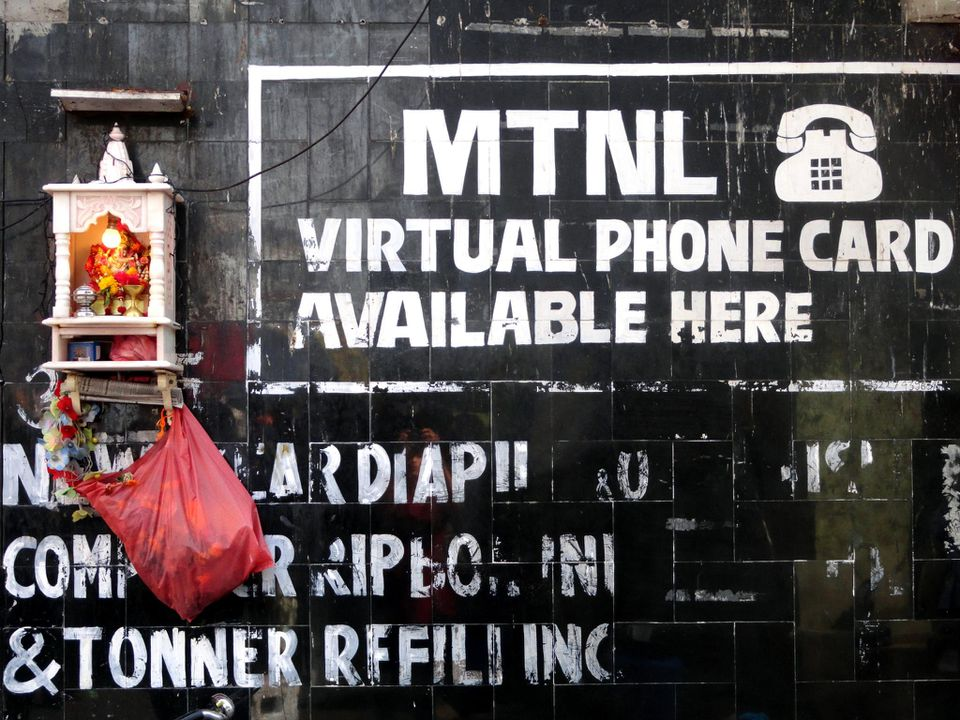 In India, economic well-being isn't the only factor in wireless Internet demand.