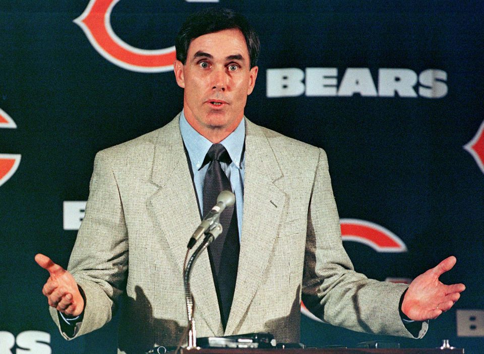 Dick Jauron was coach of the Chicago Bears from 1999 to 2003.