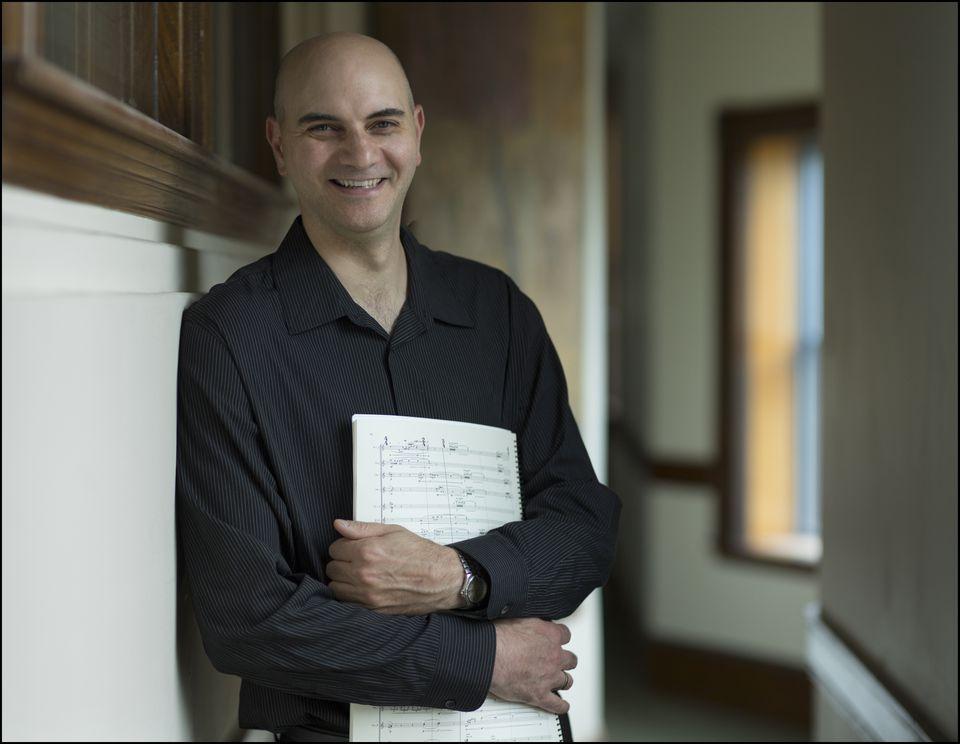 Composer Kareem Roustom