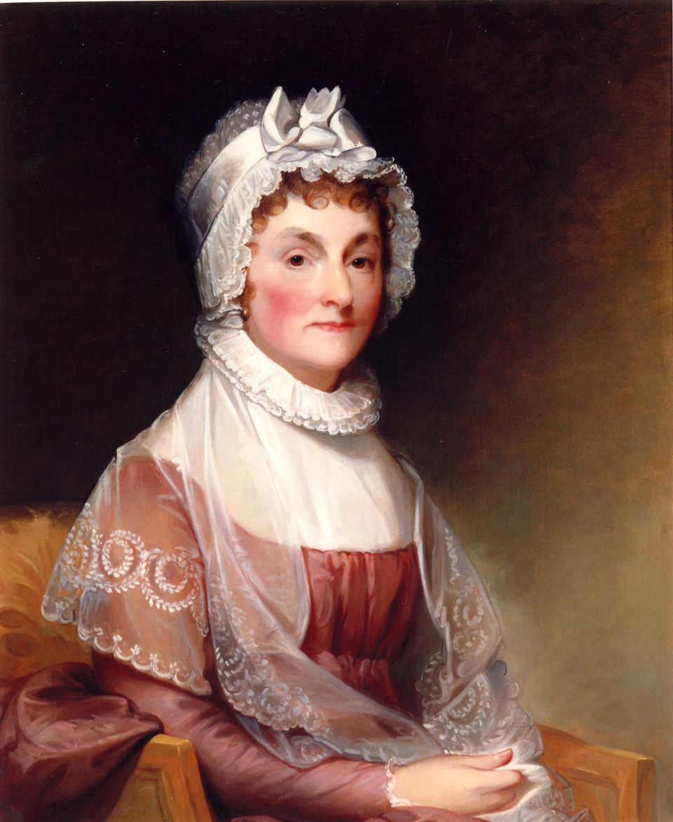 Long before her husband, John, became the nation's second president, Abigail Adams wrote him letters advocating for women's rights and the abolition of slavery.