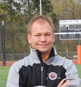 Steve Cass was athletic director at Wayland High School.