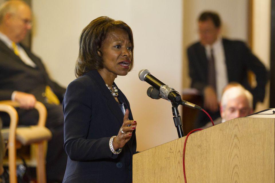 The Black Advisory Commission has been led by former Neighborhood Health Plan chief executive Deborah Enos.