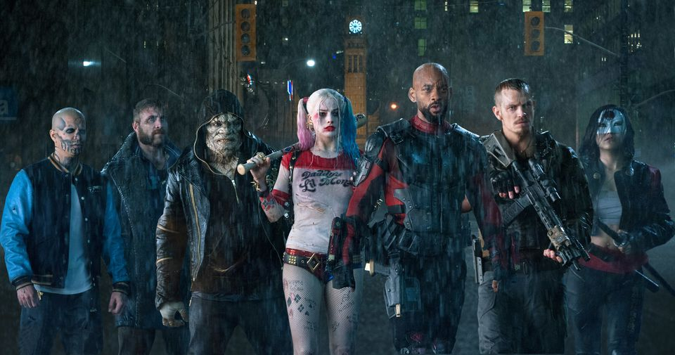 """""""Suicide Squad"""" epitomized the year's on-screen zeitgeist."""