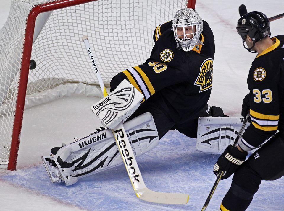 Like Bruins goaltender Tim Thomas, copy editors are the goalies of the newsroom.