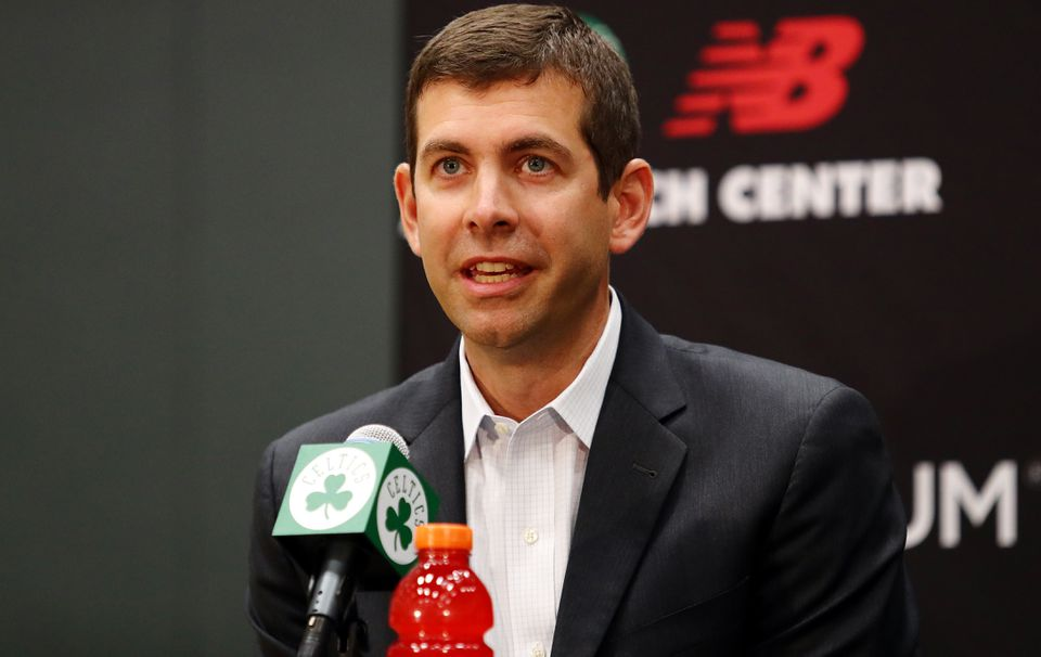 Brad Stevens said he has no issue with nearly half of his team playing high-level basketball so close to training camp, despite the risk of injury.