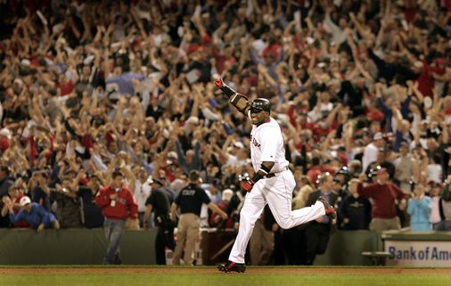 Long before the shooting, Big Papi had brushes with people who 'want something from me'