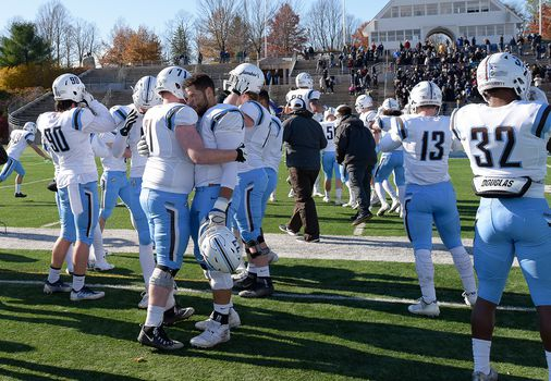 From AIC to Yale, a quick look at New England college football
