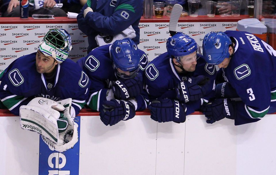 With Stanley Cups And Fans Canucks Just Can T Win The Boston Globe