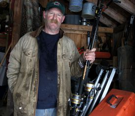 Pat Judge said $500 isn't enough to inspire him to give up his hobby.