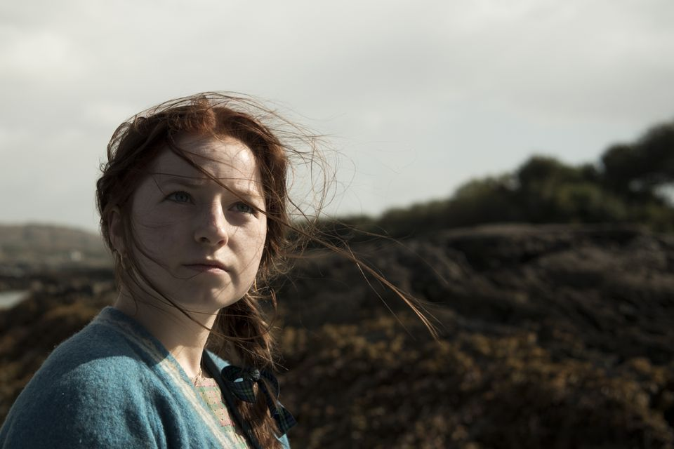"Hazel Doupe in""FloatLike a Butterfly,"" which screens March 22 inSomerville."