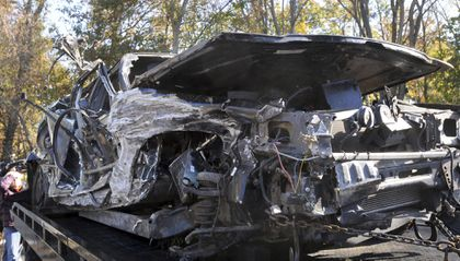 Murray was going 100 mph, may have been asleep before crash - The