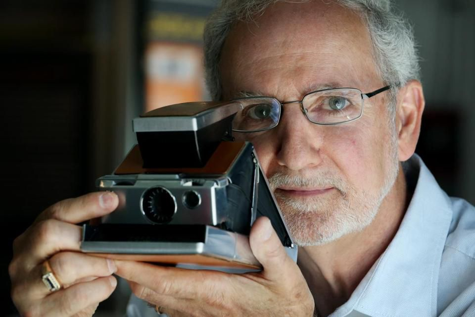 Steve Herchen, a former Polaroid employee, is working to give the company's iconic cameras and film a second life.
