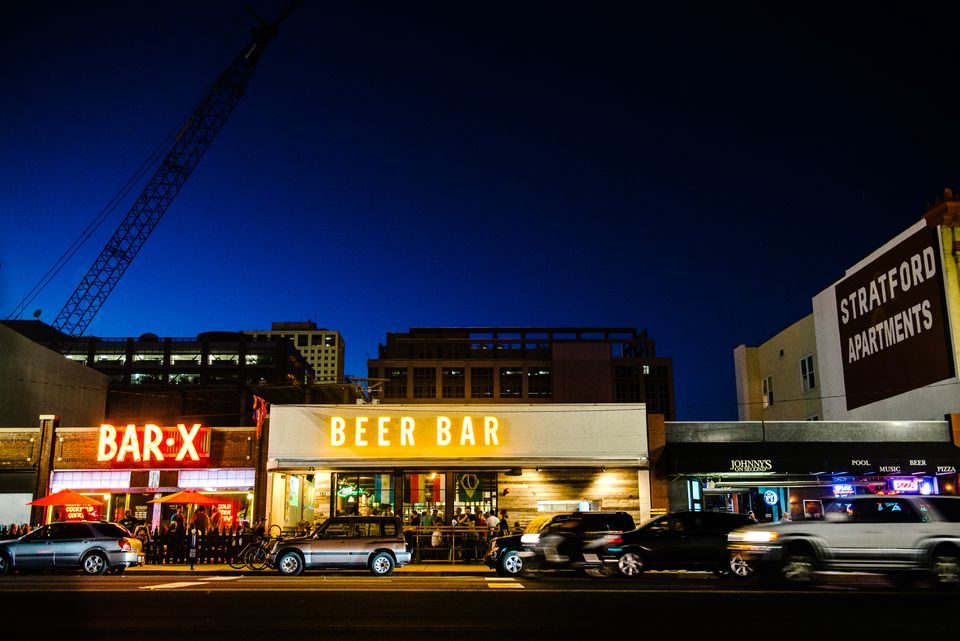 The nightlife scene in Salt Lake City is fun for all.