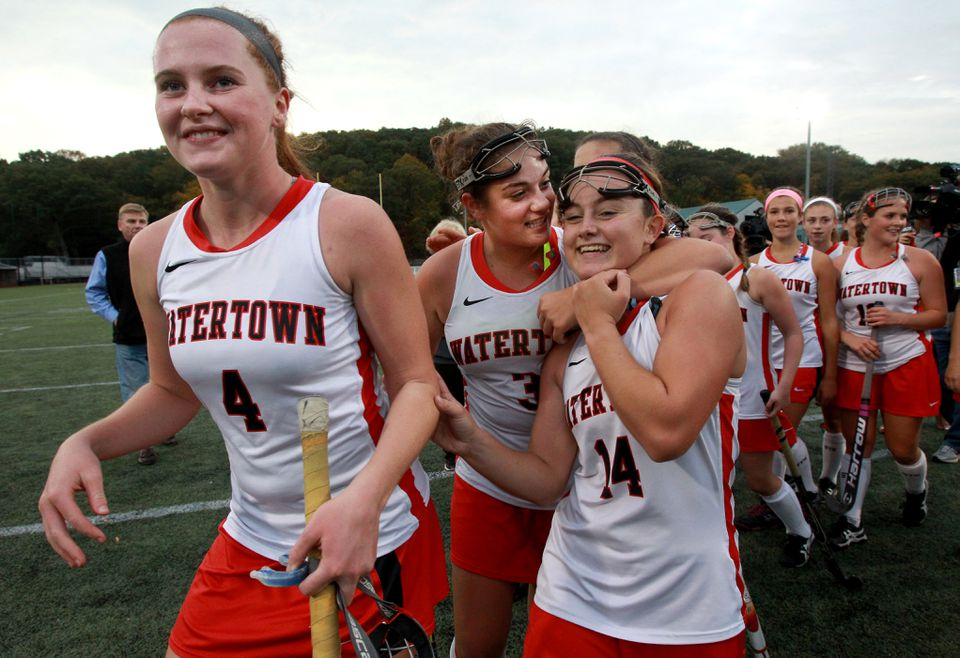 Watertown won another state title and extended its unbeaten streak to 160 games.