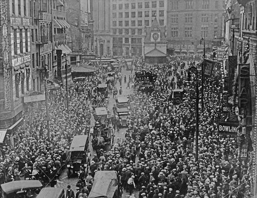 When the city was lawless: Recalling the Boston Police Strike of 1919