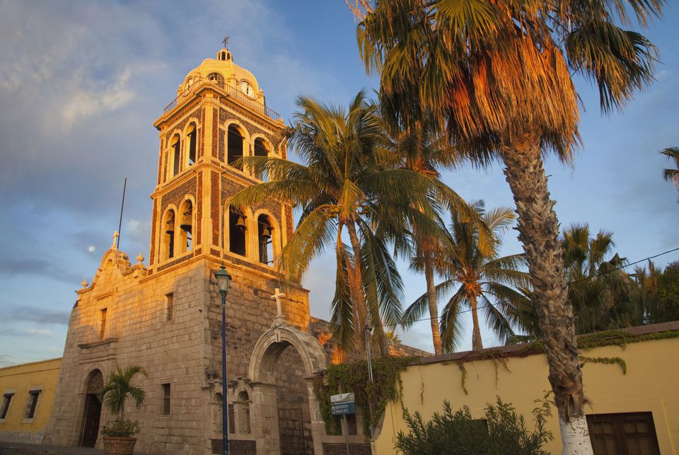 The Mexican town of Loreto, founded in 1697 by Jesuit missionaries, is a great base from which to explore southern Baja and its whales.