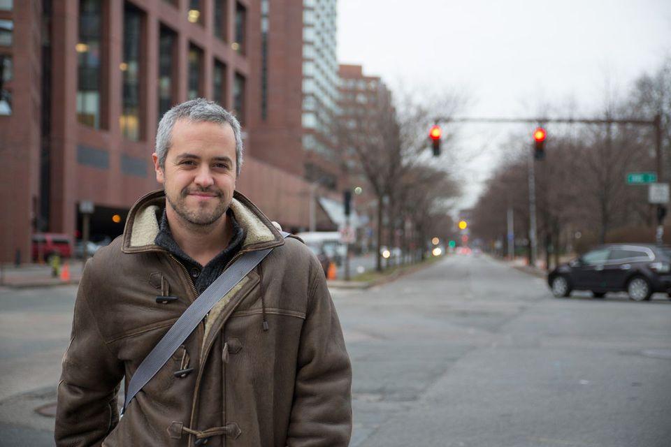 CustomMade's CEO, Mike Salguero.