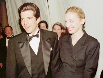 Carolyn Bessette Wedding.A Look Back At Jfk Jr S Life And Death On The 20th Anniversary Of