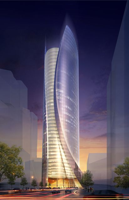Developers Detail Plan For Government Center Garage Towers The