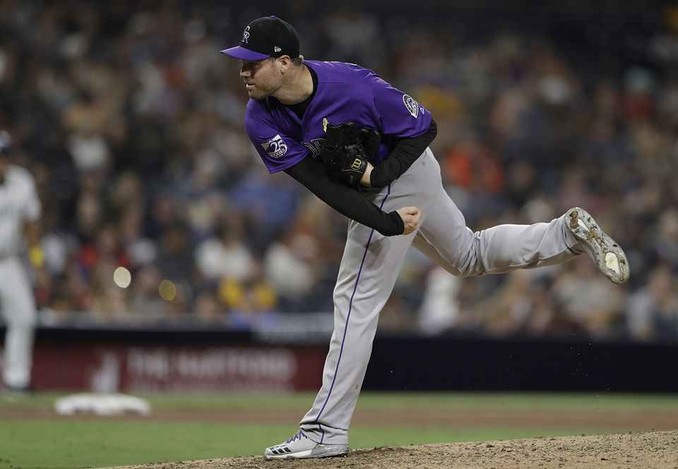 Northeastern grad Adam Ottavino hasn't been a traditional closer, but he had an impressive 2018 season.