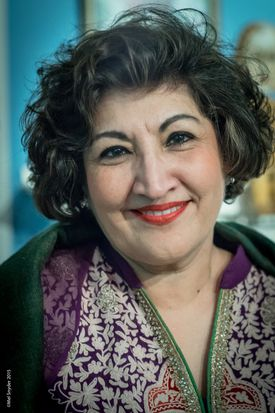 Nuzhat Sadiq is the head of Pakistan's Girl Guides.