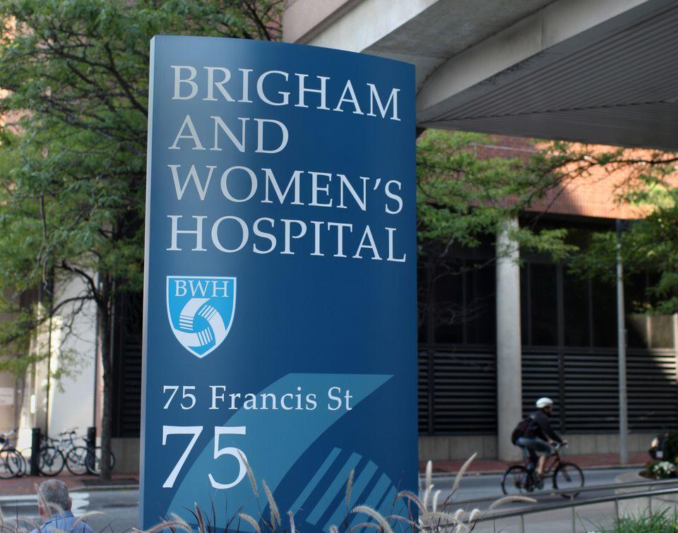 Brigham and Women's Hospital.