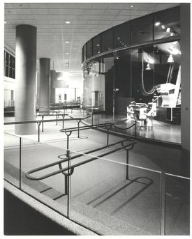 The Mugar Omni Theater was an instant sensation when it opened in 1987. It was the first IMAX screen in New England.