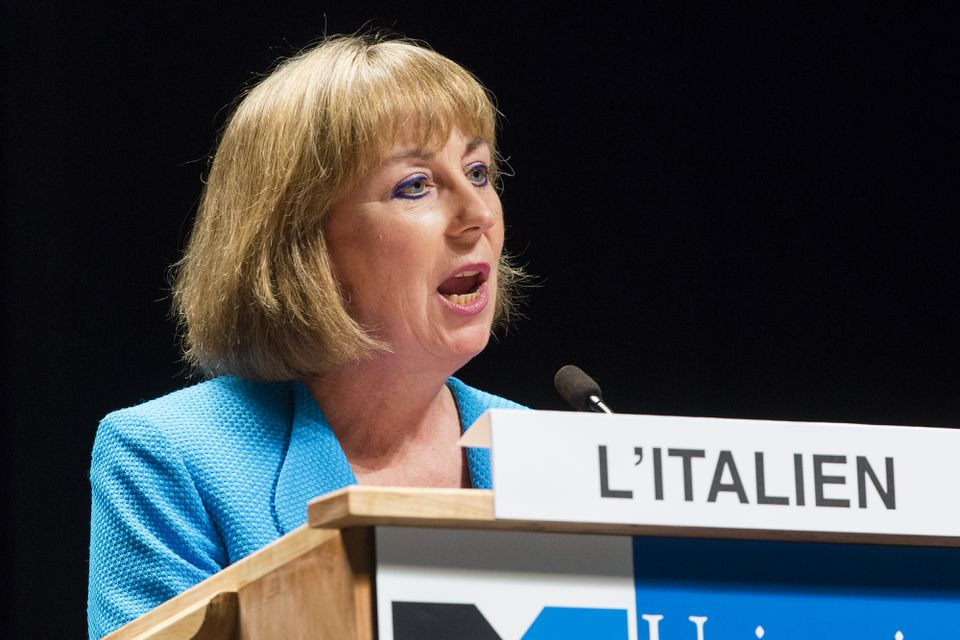 State Senator Barbara L'Italien is one of 10 Democrats running in the Sept. 4 primary for the Third District.