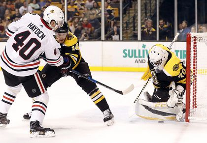 For A Night Malcolm Subban Was Goalie The Bruins Want Him To Be