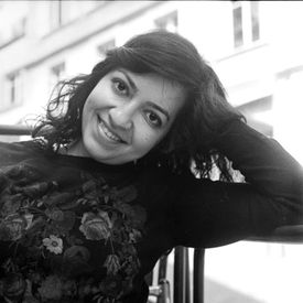 Samira Asgari of Iran was blocked from coming into the country.