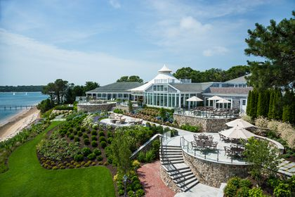 Cape Cod Hotels >> For The First Time Cape Cod Has A Five Star Hotel The Boston Globe