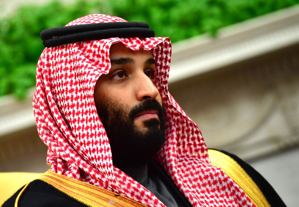 Crown Prince Mohammed bin Salman of the Kingdom of Saudi Arabia, shown last week during a stop in Washington, visited MIT over the weekend.