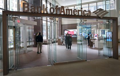 Former Bank of America executive, husband accused of embezzlement