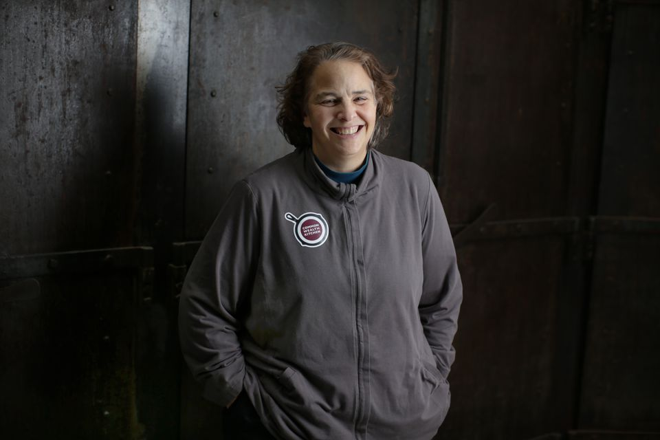 Jen Faigel is cofounder and executive director of CommonWealth Kitchen.
