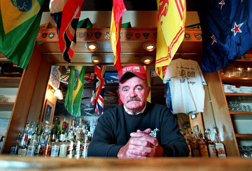 Tommy Leonard was a bartender, a bad one by many accounts. A beloved one by all accounts.