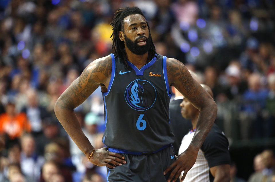 DeAndre Jordan has shot just 45.5 percent from the free throw line in his career.