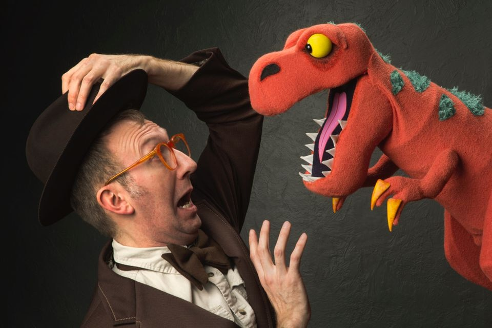 The magical world of puppets comes alive at the Puppet Showplace Theater in Brookline.