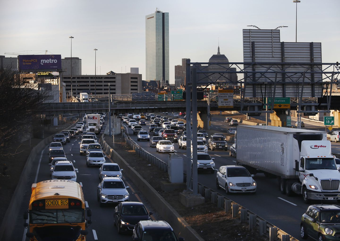 The worst gridlock in the US is right here in Boston - The Boston Globe