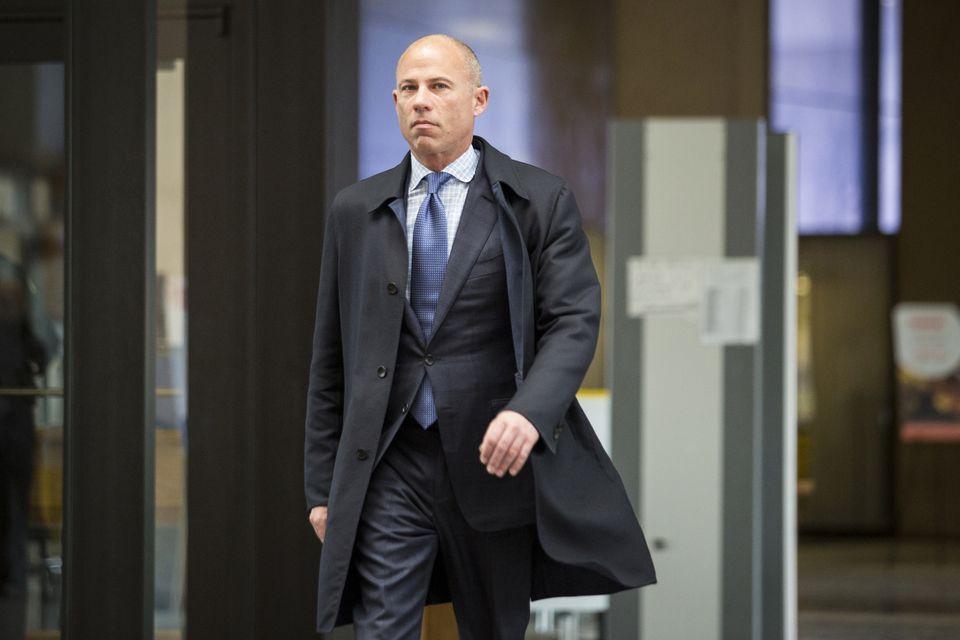 Attorney Michael Avenatti.