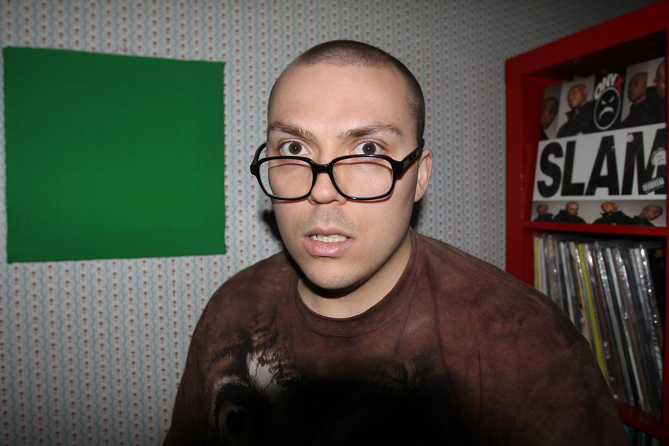 Anthony Fantano's music review site has garnered thousands of fans.