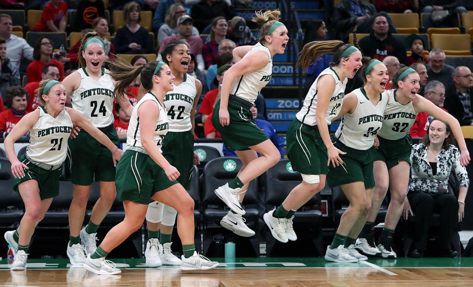 Pentucket defeated Pembroke in the Division 2 semifinals.
