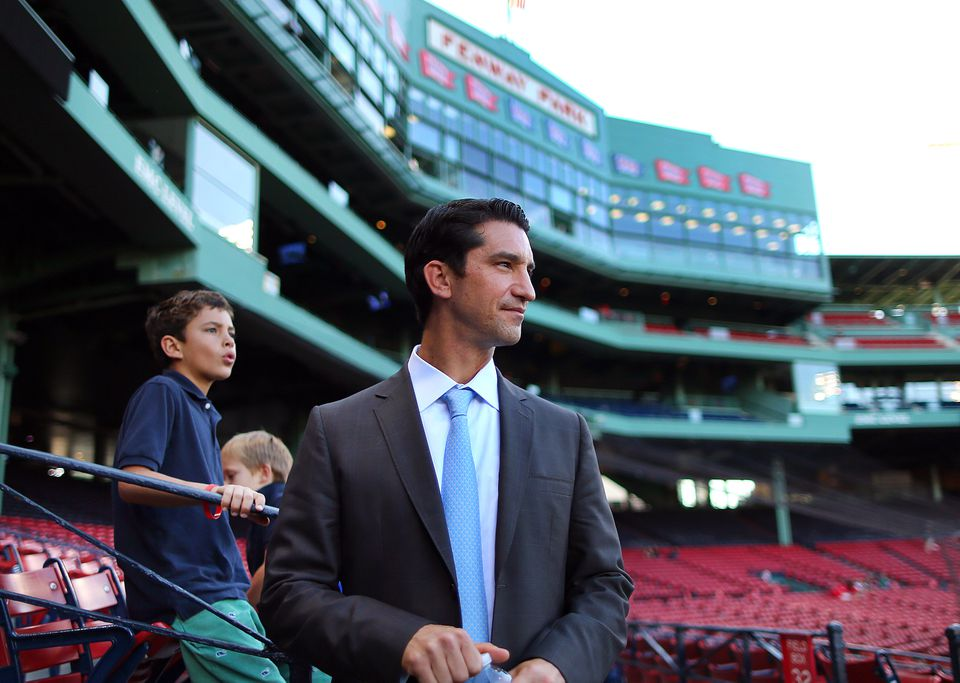 Mike Hazen has spent 10 seasons with the Red Sox.