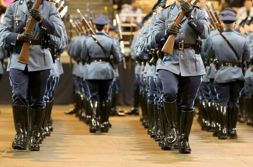 Behind The Blue Wall Claims Of Bias In The State Police