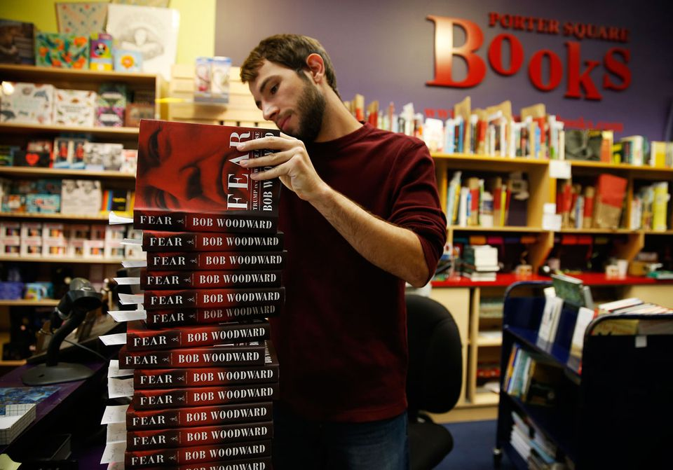 Porter Square Books has found politics energizes its community of readers.