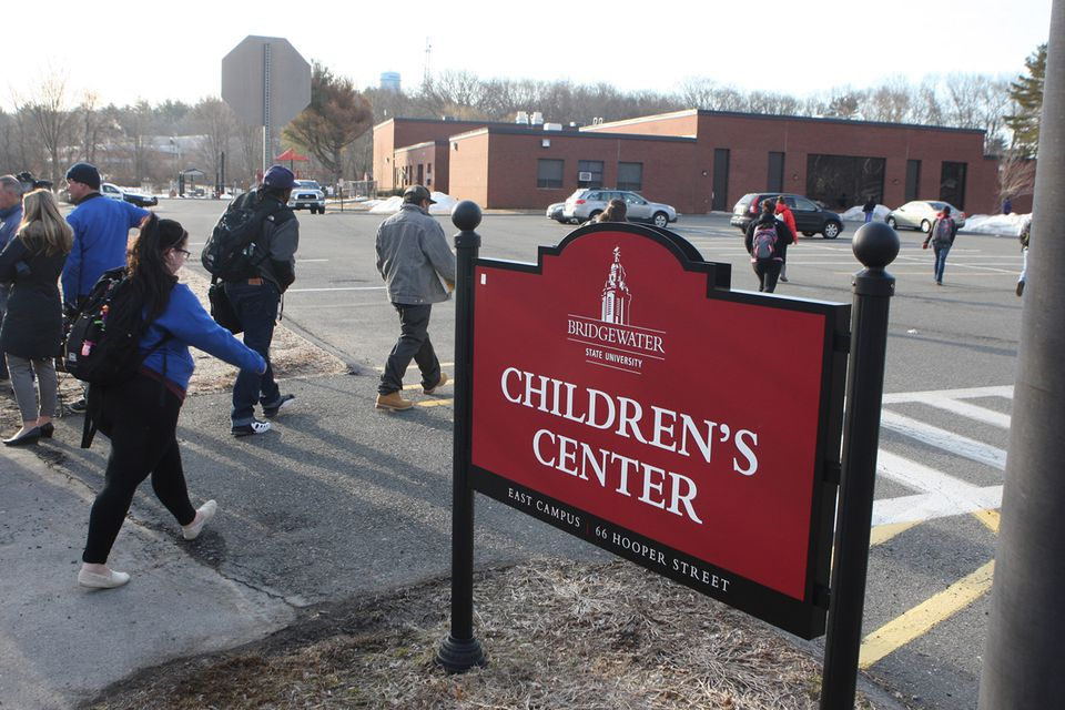 Bridgewater State University students expressed alarm over the charges and the center's handling of parents' concerns.