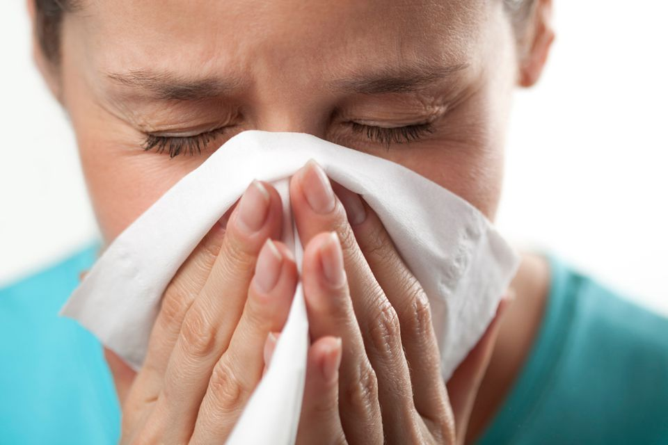 Virus droplets expelled through a cough or sneeze travel in an invisible cloud five to 200 times farther than if they had been moving as isolated particles on their own.