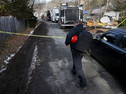 Search in Georgetown home in possible old murder case yields