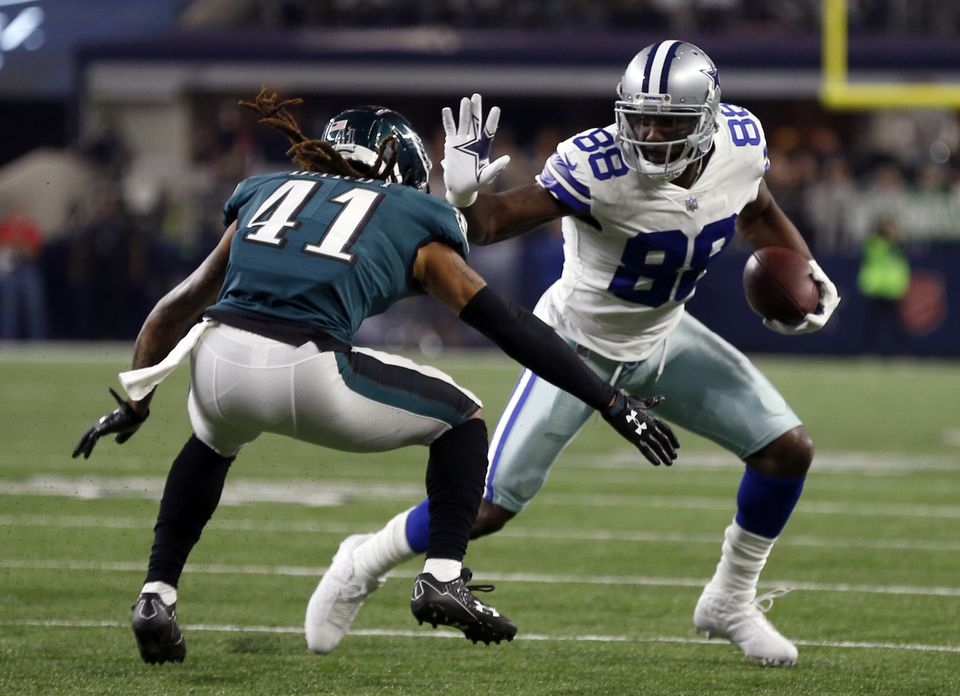Dez Bryant, who played eight seasons with the Cowboys, is an elite playmaker, but not an elite tactician.